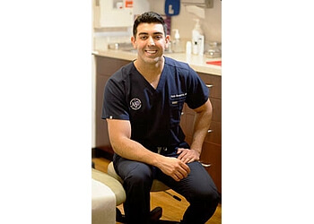Fort Worth dermatologist Amir Aboutalebi, MD