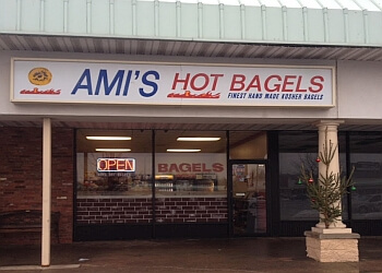Waterbury bagel shop Ami's Crispy Bagels & Deli