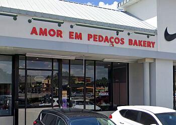 Orlando bakery Amor em Pedaços Bakery