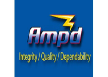 West Valley City electrician Amp'd Electric, LLC