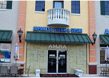 Orlando Anese Restaurant Amura