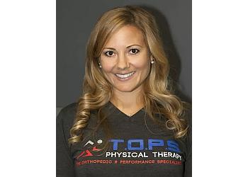 Phoenix physical therapist Amy M. Brannon, PT, DPT, Cert-DN, Cert-SMT, Cert-VRS, Dip. Osteopractic, AAMT