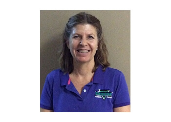 Clearwater physical therapist Amy W. Welsh, BS, MSPT, OCS