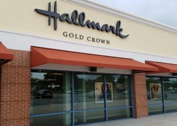 Chesapeake gift shop Amy's Hallmark Shop