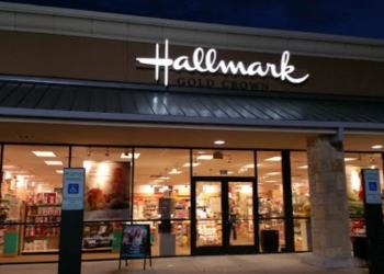 Garland gift shop Amy's Hallmark Shop