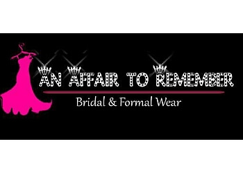 Fayetteville bridal shop An Affair to Remember Bridal and Formal Wear