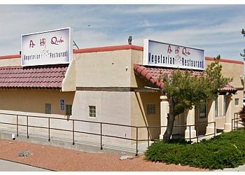 Albuquerque vegetarian restaurant An Hy Quan Vegetarian Restaurant