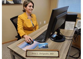 Lincoln neurologist Ana L. Delgado, MD