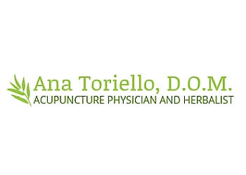 Fort Lauderdale acupuncture Ana Toriello, D.O.M. Acupuncture Physician & Herbalist