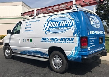 Oxnard hvac service Anacapa Heating & Air Inc.