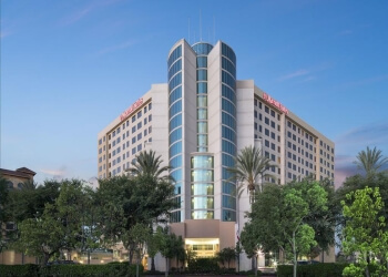 Garden Grove hotel Anaheim Marriott Suites