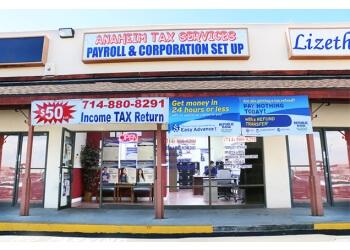 Anaheim tax service Anaheim Tax Services