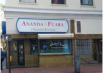 San Francisco vegetarian restaurant Ananda Fuara