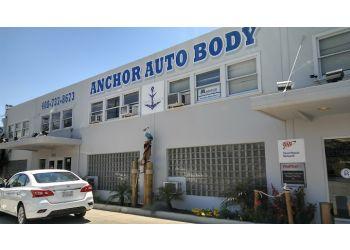 Sunnyvale auto body shop Anchor Auto Body