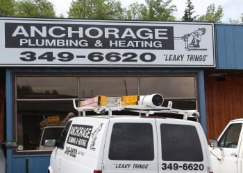 Anchorage plumber Anchorage Plumbing & Heating