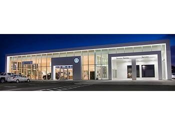 Laredo car dealership Ancira Volkswagen