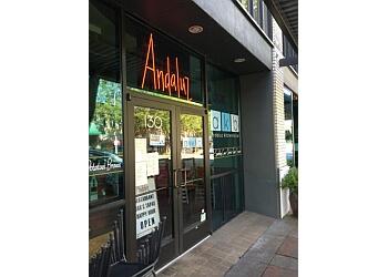Salem vegetarian restaurant Andaluz