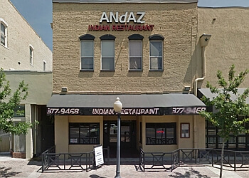 Gainesville indian restaurant Andaz Indian Restaurant & Bar