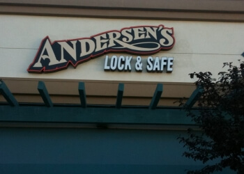 Salinas locksmith Andersen's Lock & Safe