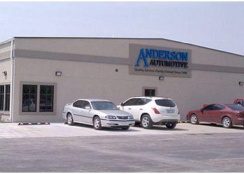 Olathe car repair shop Anderson Automotive