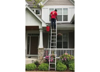 Naperville gutter cleaner Anderson Window & Gutter Cleaning