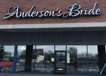 Anchorage bridal shop ANDERSON'S BRIDE