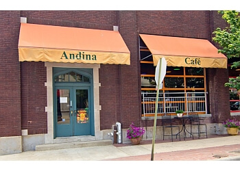 Little Rock cafe Andina Cafe & Coffee Roastery
