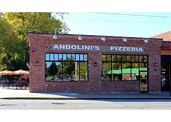 Tulsa pizza place Andolini's Pizzeria