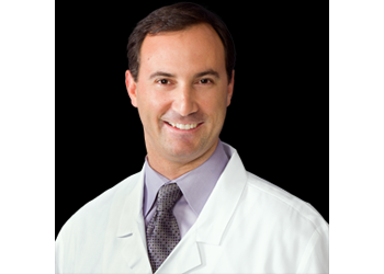 Jacksonville neurosurgeon Andrew Cannestra, MD, PhD