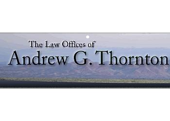 Albuquerque tax attorney Andrew G. Thornton