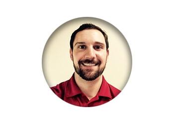 Durham physical therapist Andrew Genova, PT, DPT, OCS, CMTPT, CSCS