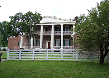 Nashville landmark Andrew Jackson's Hermitage