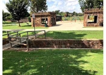 Norman public park Andrews Park