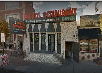 Newark american cuisine Andros Diner