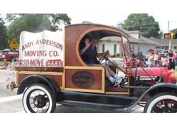 Fayetteville moving company Andy Anderson Moving Co
