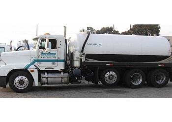 Fontana septic tank service Andy Gump