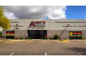 Glendale auto body shop Andy's Collision Center