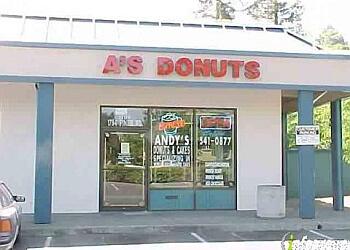 Donut Bagel Cafe Santa Rosa Ca