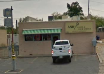 Tucson locksmith Andy's Door & Lock Service