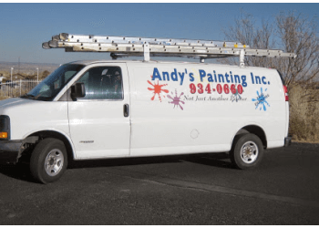 Albuquerque painter Andy's Painting Inc.