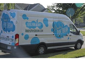 Olathe plumber Andy's Pipe Dream