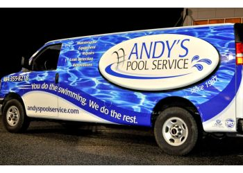 Atlanta pool service Andy's Pool Service