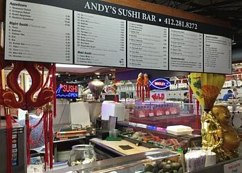 Pittsburgh sushi Andy's Sushi Bar