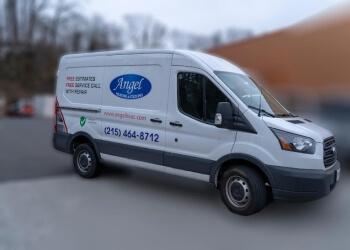 Philadelphia hvac service Angel Heating & Cooling