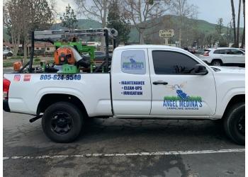 Simi Valley lawn care service Angel Medina's Lawncare Services