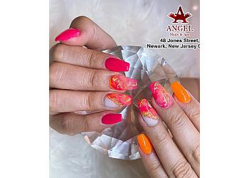 Newark nail salon Angel Nails Spa