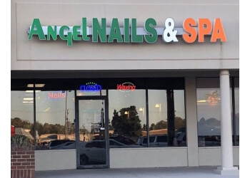 Virginia Beach nail salon Angel Nails & Spa