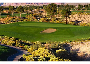 Las Vegas golf course Angel Park Golf Club