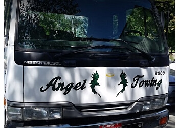 Boise City towing company Angel Towing LLC