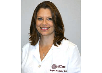 Waterbury eye doctor Angela Bosjolie, DO